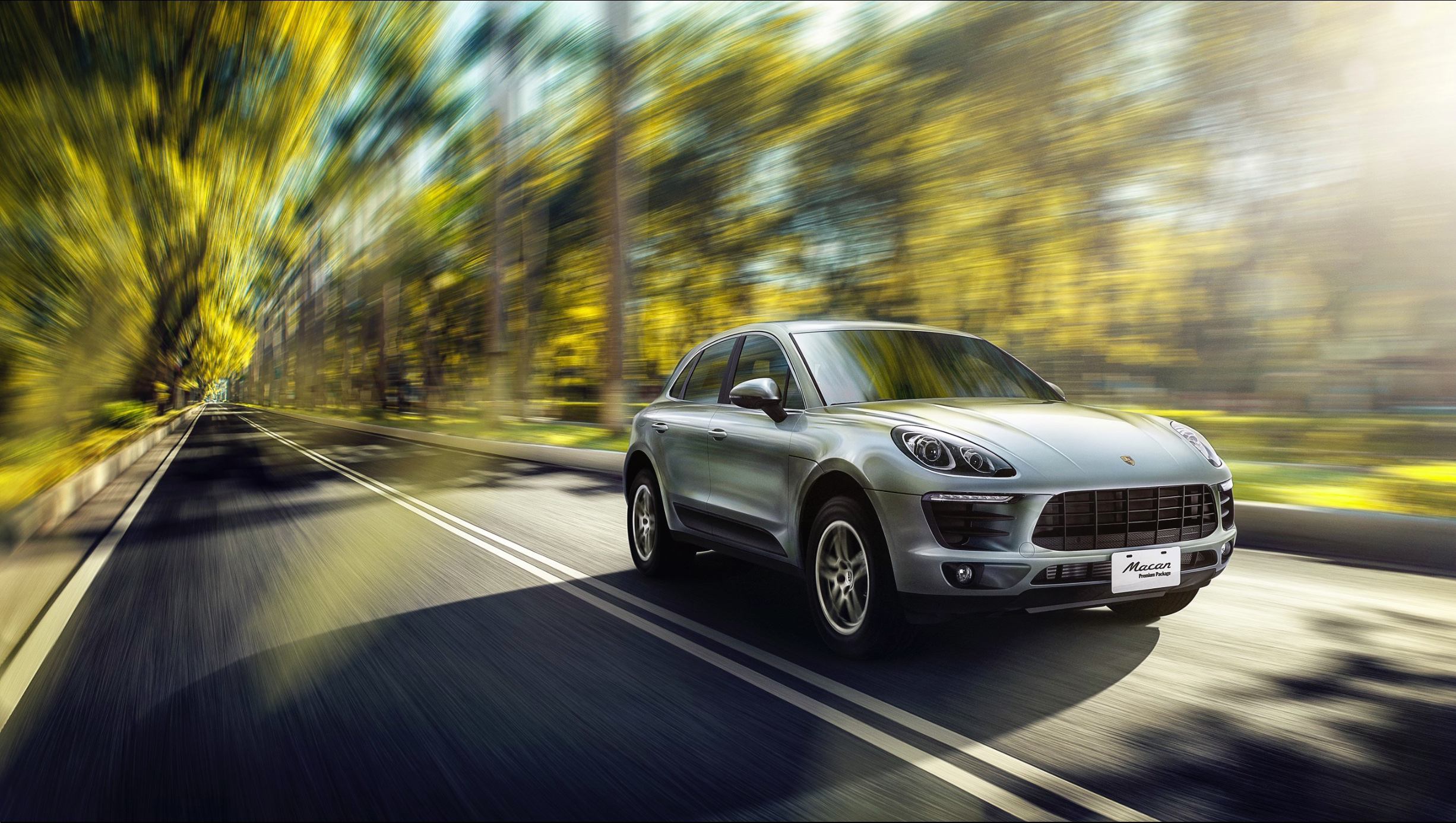 汽車廣告專業修圖